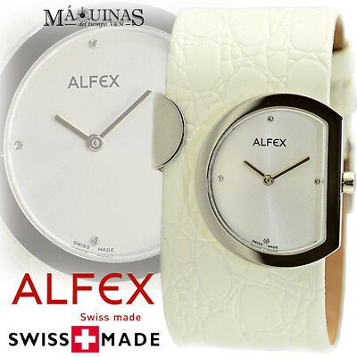 "Precioso Reloj"" Alfex "" Swiss Made 5603/631 D.g Pvp240€"
