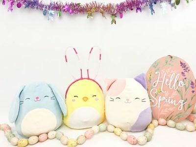 """Squishmallow Easter 5"""" 13"""" 16"""" or Clip Many Varieties HOT TOY Hard to Find!!"""