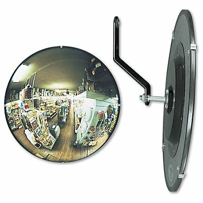 "See All 160 degree Convex Security Mirror, 18"" diameter - SEEN18"