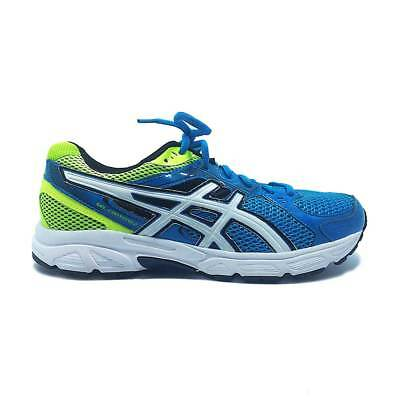 Asics GEL-Contend 2-BLUE/WHITE/YELLOW-GREEN