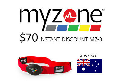 Myzone MZ-3 $70 OFF (AUSTRALIA ONLY)