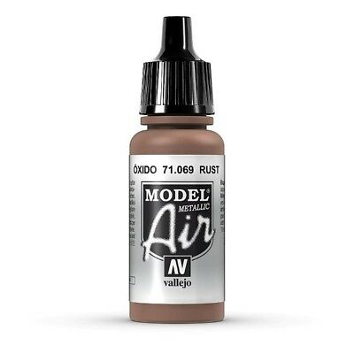 Model Air 71.069 Rost Vallejo 17ml Airbrushfarbe