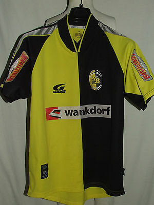 SOCCER JERSEY TRIKOT CAMISETA MAILLOT SPORT YOUNG BOYS size M
