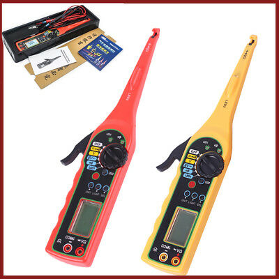 MS8211 Power Electric Multi-function Auto Circuit Tester Multimeter Lamp Detect