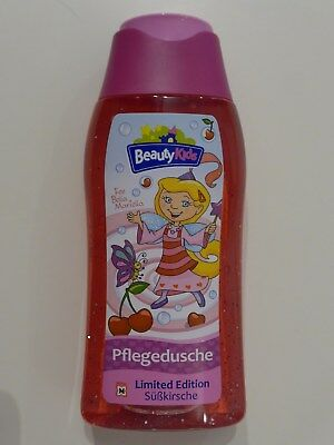 (3,50 € je 100ml) Beauty Kids Pflegedusche SÜßKIRSCHE Fee Bella Mariella 200ml
