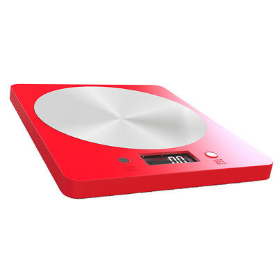 Salter Digital Kitchen Scale 5kg Plastic Cooking Food Weighing Scale 5 Color