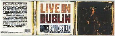Live In Dublin Bruce Springsteen With The Sessions Band 2 Cd Ottimo Usato
