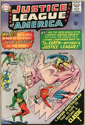 Justice League Of America #37 - FN+