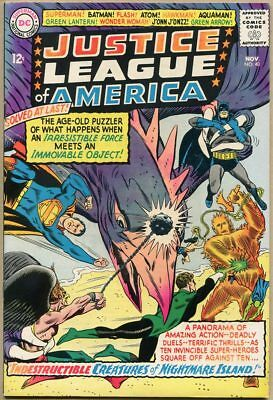 Justice League Of America #40 - FN+
