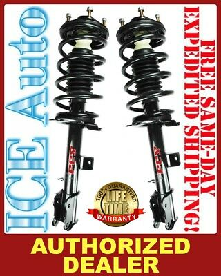 FCS Complete Loaded FRONT Struts & Spring Assembly for 2006-2013 LEXUS IS250 RWD