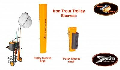 IRON TROUT Trolley Sleeve (Transportwagen-Zubehör) - large & small