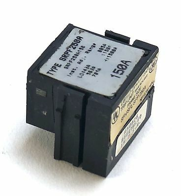 General Electric SRPF250A150 150 Amp Rating Plug (Y1)
