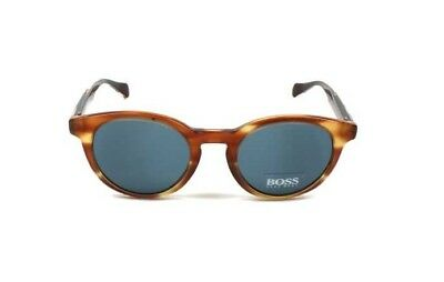288e515dcf BOSS HUGO BOSS 0912 S 1JC85 Sunglasses Havana Brown Frame Green ...