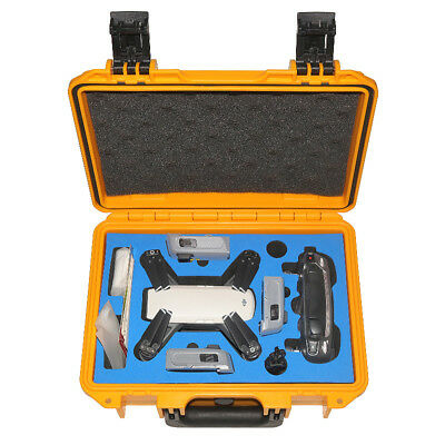 Waterproof Hardshell Bag Suitcase Box Case For Drone Dji Spark Remote Battery Yl