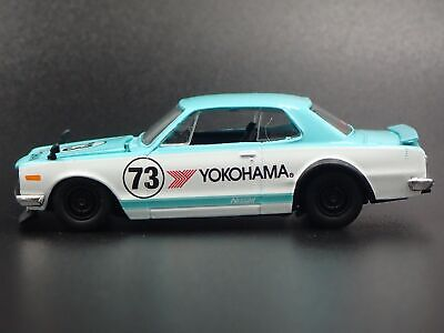 1971 Nissan Skyline Gt-R Rare 1:64 Limited Collectible Diorama Diecast Model Car