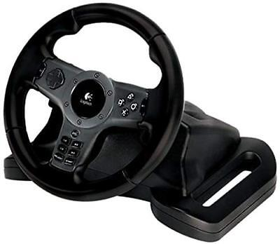 Logitech Driving Force Wireless Feedback Racing Wheel for PS3 (IL/RT6-9741-94...