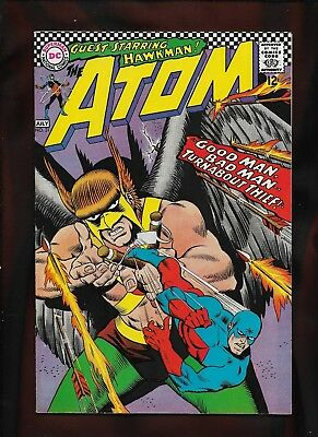 DC The Atom #31 Silver Age_VF/NM_(9.0)_Cents Copy