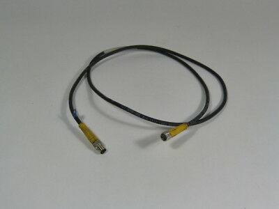 Turck U-36408 Molded Cord set PKG-4M-1-PSG  USED