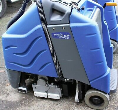 """Windsor Chariot iExtrac 24"""" Ride on Carpet Extractor 36 volt carpet cleaner CE24"""
