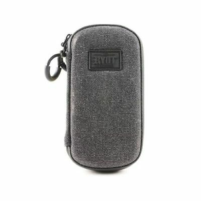 RYOT Slym Hard Case with SmellSafe Smell Proof Technology - Black
