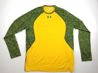 Under Armour Base Layer Compression Long Sleeve Shirt Women's Size Medium M