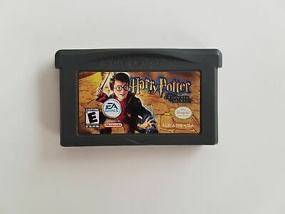 Harry Potter And The Chamber Of Secrets GBA Used SAME DAY FREE SHIPPING