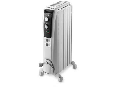 DeLonghi Dragon 4 TRD4 0615 Wit 1500W Radiator