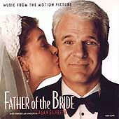 Father Of The Bride: Music From The Motion Picture Cd  New Sealed