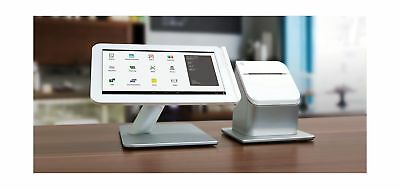 Clover Station - Our most powerful countertop POS with pivoting touchscreen a...