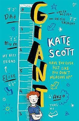 Giant: A feel-good children's book about growing up and being yourself by...