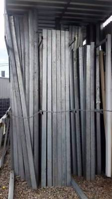 Steel Post - 75 x 75 x 3.0 GAL SHS @ 2800mm