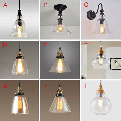 Glass Pendant Light Kitchen Flush Mount Ceiling Light Bar Swing Arm Wall Lamp