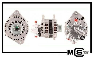New OE spec Vauxhall Astra G 1.7 DTI 00-04 Alternator With Pulley