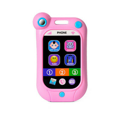 Baby Kids Simulator Music Phone Touch Screen Educational Learning Toy Play Gift