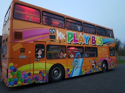 Play Bus - Fun Bus business for sale