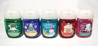 💚  Bath and Body Works PocketBac 5 - Pack Holiday Traditions 💚