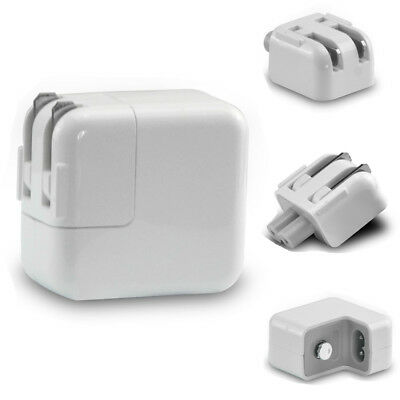 12W USB Power Adapter Wall Charger for Apple iPad 1 2 3 4 5 6 Air Pro +1pc Cable