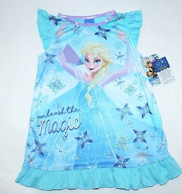 Girls 3T Frozen Nightgown Pajama gown New w tags