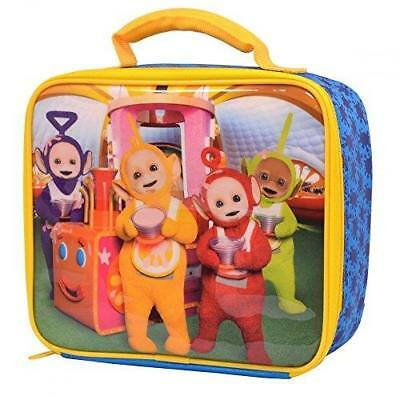 Teletubbies Insulated Lunch Bag/Box | CBeebies