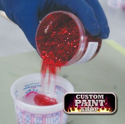 Transparent base - Intercoat clear, Pearl - Flake- Candy Carrier SOLVENT 1ltr