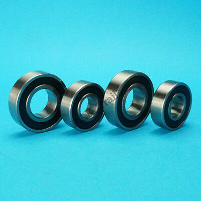 2 x Trailer Wheel Bearing for Erde 100 101 102 120 121 122 131 132 #6202 6004 RS