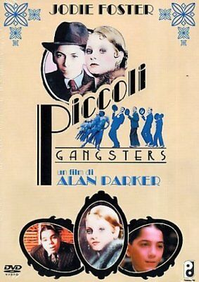 Dvd Piccoli Gangsters  (1976) *** Jodie Foster ***.....NUOVO