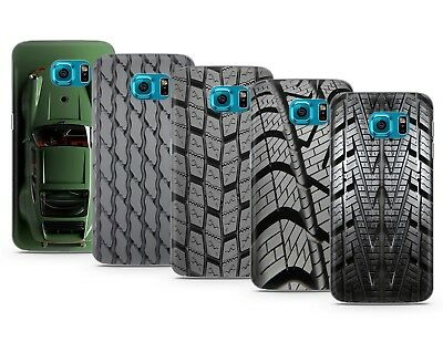 Tire Grip Wheel Vehicle Car Printed Picture Engine Phone Case Cover For Samsung