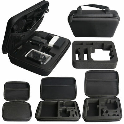 Shockproof Storage Carrying Bag Protective Case Box for GoPro Hero 4 2 3 5 Black