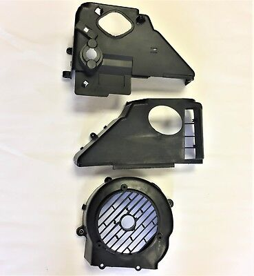 125cc - 150cc Upper/Lower Shroud Fan Cover  GY6 -moped--ATV- 1210 1211 1208