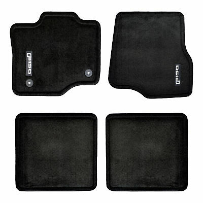 SUPER CAB PREMIUM CARPET FLOOR MATS 2005-2008 FORD F-150 CREW BRAND NEW!