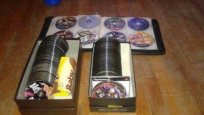 Great PS2 Sony PlayStation 2 Games Disc Only Choose From HUGE List #1 A-S