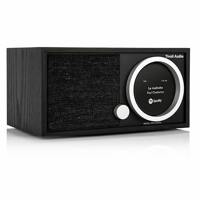 Tivoli Audio Model One Digital Plus black radio  DAB+ / FM / Wi-Fi / Bluetooth