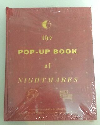 The POP-UP BOOK of NIGHTMARES – Collectible - NOT for Children - New with Flaw