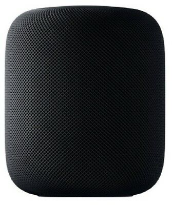 Apple HomePod MQHW2 Wifi Blutooth Wireless Lautsprecher NEU & OVP- Space Grau
